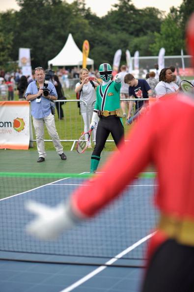 2012 Summer Olympics - London「USTA Let's Move」:写真・画像(13)[壁紙.com]