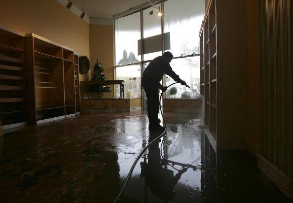 San Anselmo「Flooded Northern California Begins Clean Up」:写真・画像(16)[壁紙.com]