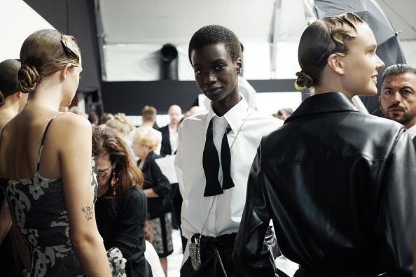 Ermanno Scervino - Designer Label「Ermanno Scervino - Backstage - Milan Fashion Week Spring/Summer 2020」:写真・画像(7)[壁紙.com]