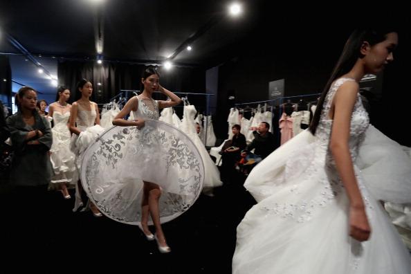 Wedding Dress「Mercedes-Benz China Fashion Week S/S 2014 - Day 3」:写真・画像(2)[壁紙.com]