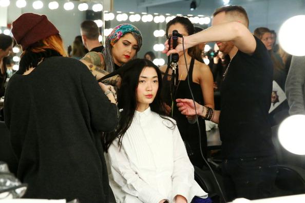 Wildfox Couture「Wildfox - Backstage - Mercedes-Benz Fashion Week Fall 2014」:写真・画像(7)[壁紙.com]