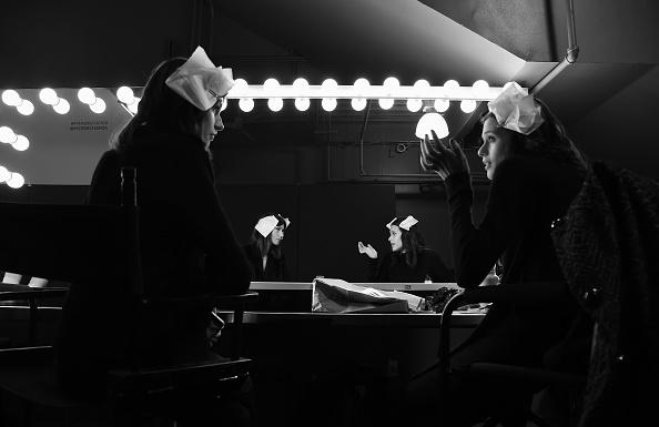 Chelsea Piers「Pamella Roland - Backstage - February 2017 - New York Fashion Week」:写真・画像(12)[壁紙.com]