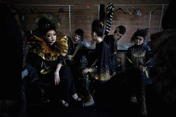 Atmosphere「China Fashion Week A/W 2011 - Day 6」:写真・画像(11)[壁紙.com]