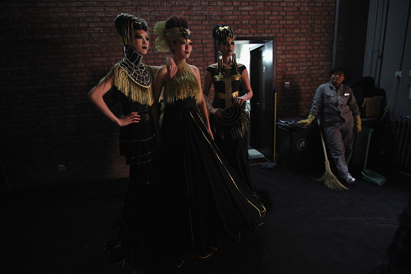 Atmosphere「China Fashion Week A/W 2011 - Day 6」:写真・画像(12)[壁紙.com]