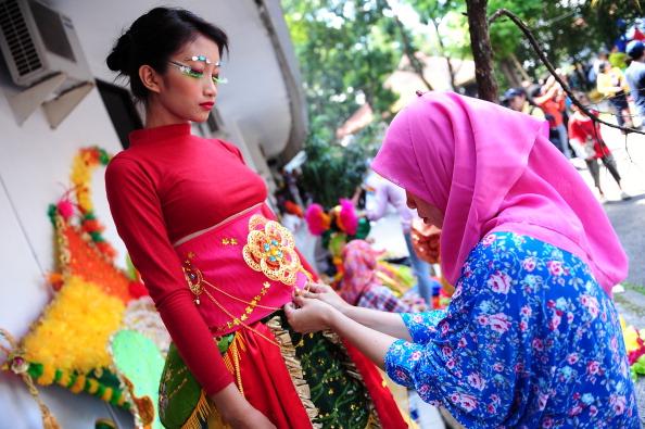 Octopus「Revellers Gather For Jember Fashion Carnival」:写真・画像(13)[壁紙.com]
