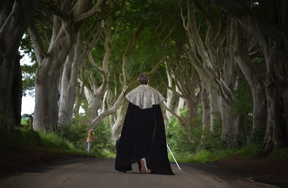 Tourist「The Game Of Thrones Effect On The Northern Irish Economy」:写真・画像(1)[壁紙.com]