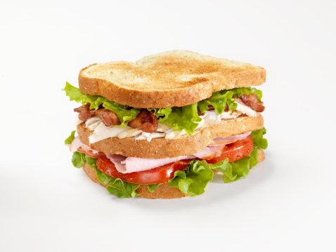 Toasted Food「Toasted Club Sandwich」:スマホ壁紙(6)