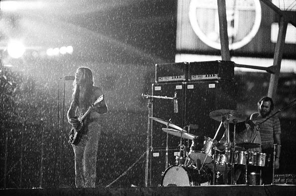 Majestic「Grand Funk Railroad Playing In Heavy Rain At Korakuen Stadium」:写真・画像(16)[壁紙.com]