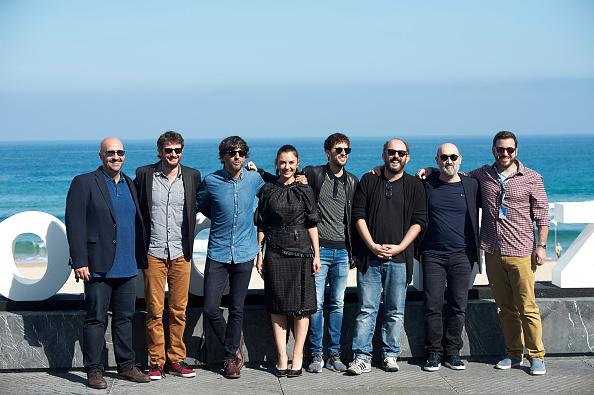 Jose Lopez「'Fe De Etarras' Photocall - 65th San Sebastian Film Festival」:写真・画像(7)[壁紙.com]