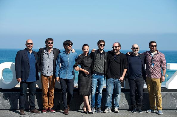 Jose Lopez「'Fe De Etarras' Photocall - 65th San Sebastian Film Festival」:写真・画像(5)[壁紙.com]