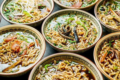 Szechuan Cuisine「Homemade noodles」:スマホ壁紙(15)