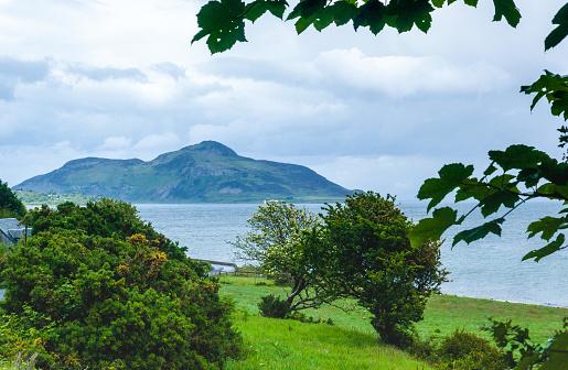 Island of Arran「Coastal landscape along Arran Coastal Way, Isle of Arran, Scotland, United Kingdom」:スマホ壁紙(14)