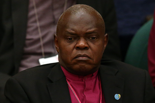John Sentamu「General Synod Of The Church Of England Meets In London」:写真・画像(15)[壁紙.com]