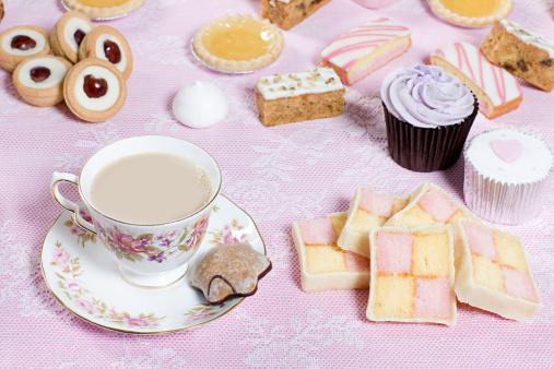 Cookie「Tea and cakes」:スマホ壁紙(17)