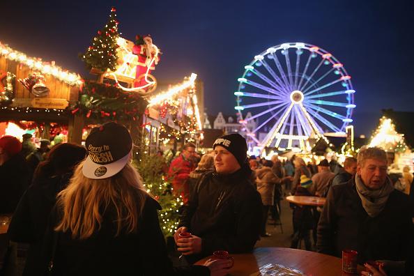 Christmas Market「Christmas Markets Open Across Germany」:写真・画像(11)[壁紙.com]