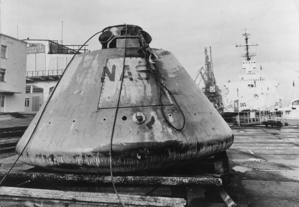 Space Travel Vehicle「Space Capsule」:写真・画像(6)[壁紙.com]