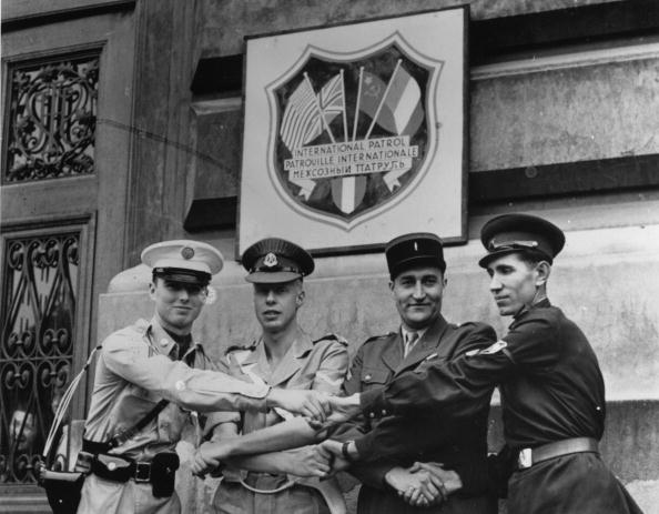 Vienna - Austria「Four Powers」:写真・画像(18)[壁紙.com]