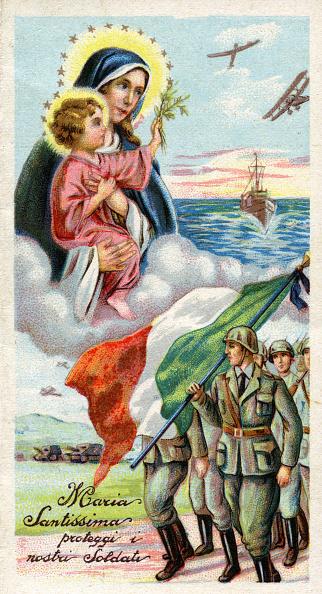 Religious Celebration「Madonna Of The Army」:写真・画像(11)[壁紙.com]