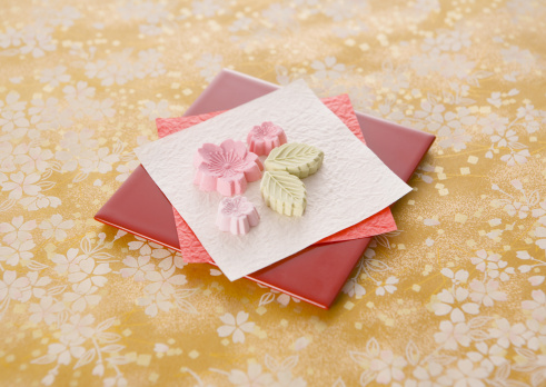Wagashi「Dry confectionery 」:スマホ壁紙(16)