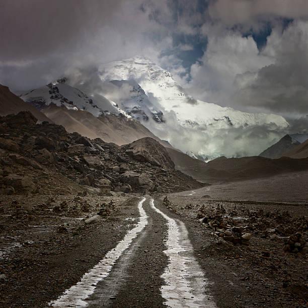 Mt. Everest:スマホ壁紙(壁紙.com)