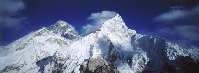 Kala Pattar「Mt Everest and Nuptse from Kala Pattar (5545m).」:スマホ壁紙(9)