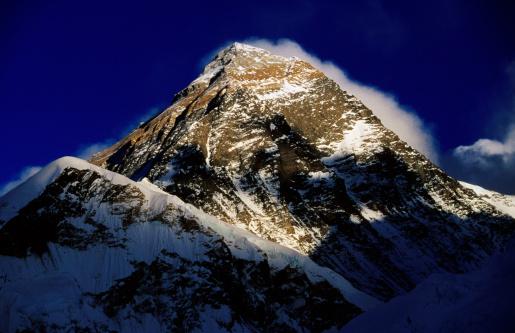 Kala Pattar「Mt Everest (8850m) from Kala Pattar (5545m).」:スマホ壁紙(8)