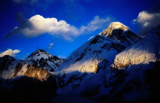 Kala Pattar「Mt Everest (8850m) at sunset from Kala Pattar (5545m).」:スマホ壁紙(11)