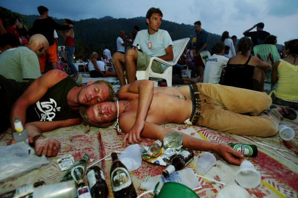 パーティー「Full Moon Party In Thailand」:写真・画像(17)[壁紙.com]