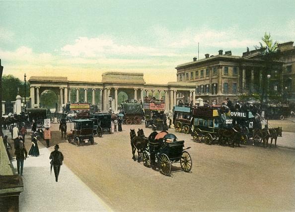 1900「Hyde Park Corner」:写真・画像(19)[壁紙.com]