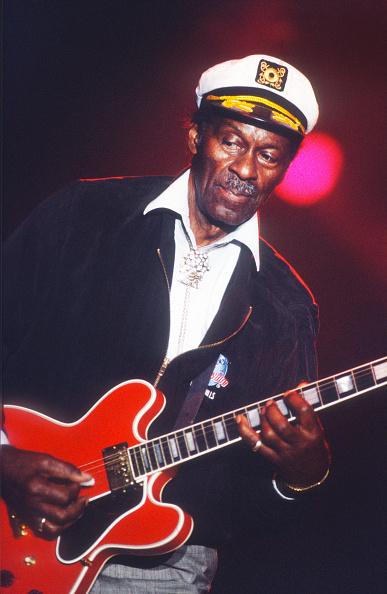 Blues Festival「Chuck Berry」:写真・画像(13)[壁紙.com]