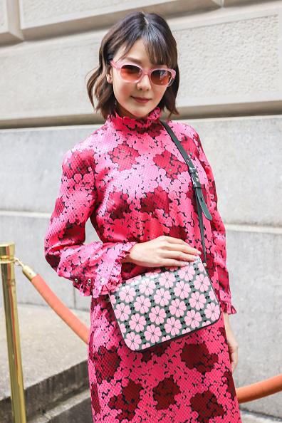 Achim Aaron Harding「Street Style - New York Fashion Week February 2019 - Day 2」:写真・画像(13)[壁紙.com]
