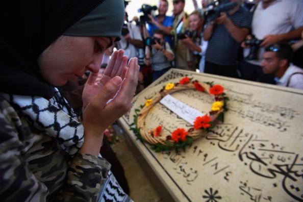 West Bank「Israel Swaps Palestinian Prisoners For Gilad Shalit Tape」:写真・画像(0)[壁紙.com]