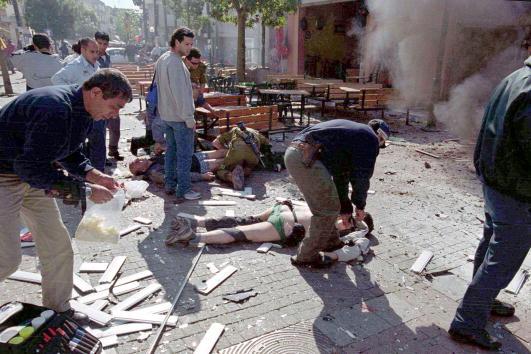 Suicide Bombing「Tel Aviv Bombing」:写真・画像(1)[壁紙.com]