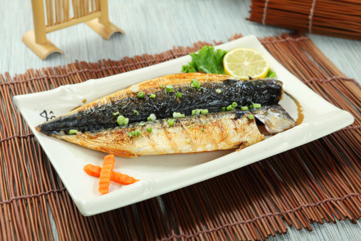 Fish「Fried Mackerel」:スマホ壁紙(17)