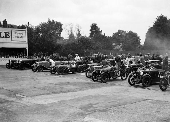 Sports Track「Brighton & Hove Motor Club High Speed Trial, Brooklands, c1931」:写真・画像(13)[壁紙.com]