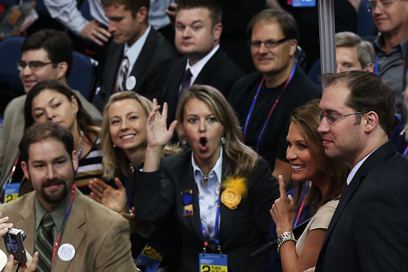 Win McNamee「2012 Republican National Convention: Day 2」:写真・画像(9)[壁紙.com]