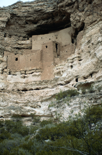 Montezuma Castle「Montezuma Castle」:スマホ壁紙(13)