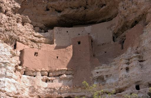Montezuma Castle「Montezuma Castle, Arizona, USA」:スマホ壁紙(17)