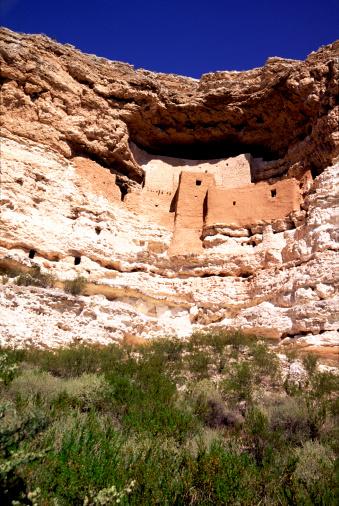 Montezuma Castle「Montezuma Castle National Monument in Yavapai County , Arizona」:スマホ壁紙(7)