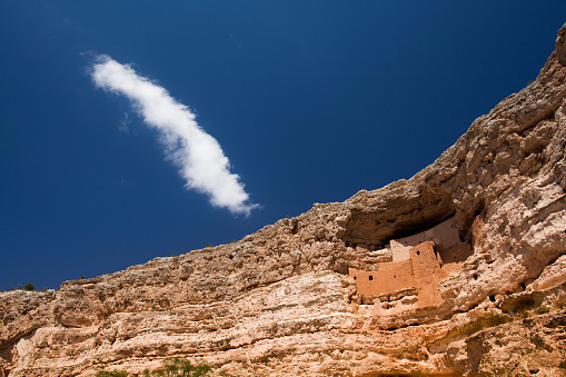 Montezuma Castle「Montezuma Castle National Monument」:スマホ壁紙(4)