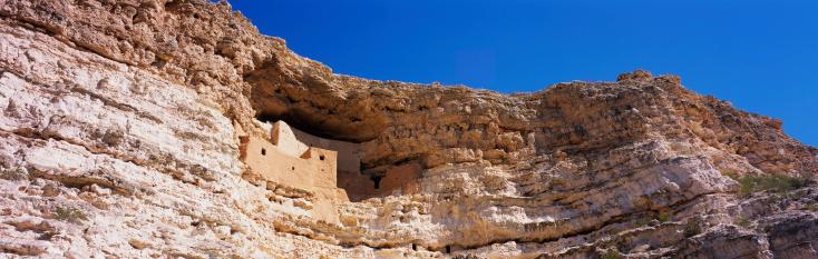 Montezuma Castle「Montezuma Castle National Monument , Arizona」:スマホ壁紙(9)
