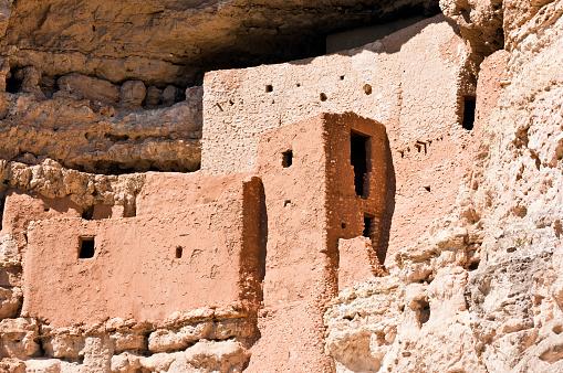 Yavapai County「Montezuma Castle National Monument, Arizona, USA」:スマホ壁紙(13)