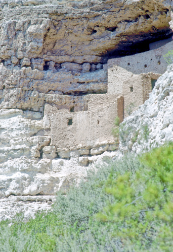 Montezuma Castle「Montezuma Castle, presso Flagstaff, Arizona」:スマホ壁紙(6)