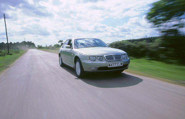 Country Road「2000 Rover 75 1.8」:写真・画像(8)[壁紙.com]
