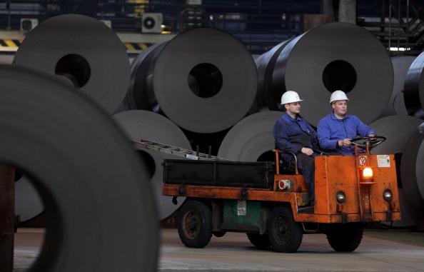 Incomplete「ArcelorMittal Steel Production」:写真・画像(3)[壁紙.com]