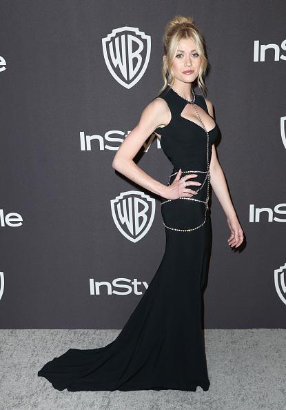 Katherine McNamara「InStyle And Warner Bros. Golden Globes After Party 2019 - Arrivals」:写真・画像(1)[壁紙.com]
