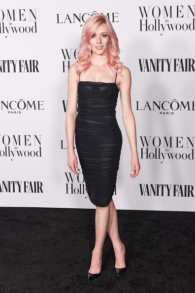 Pink Hair「Vanity Fair and Lancôme Women In Hollywood Celebration」:写真・画像(10)[壁紙.com]