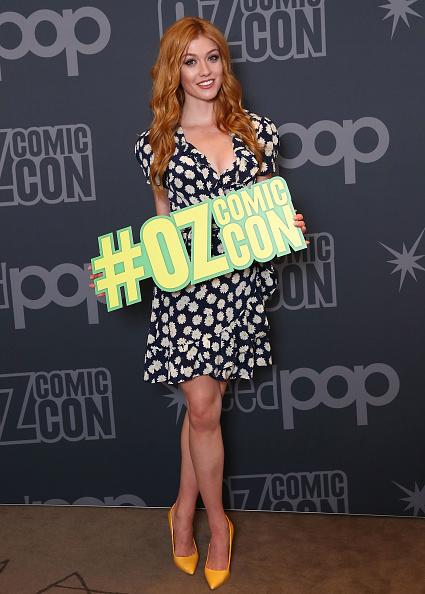 Katherine McNamara「Oz Comic Con Photo Call」:写真・画像(11)[壁紙.com]