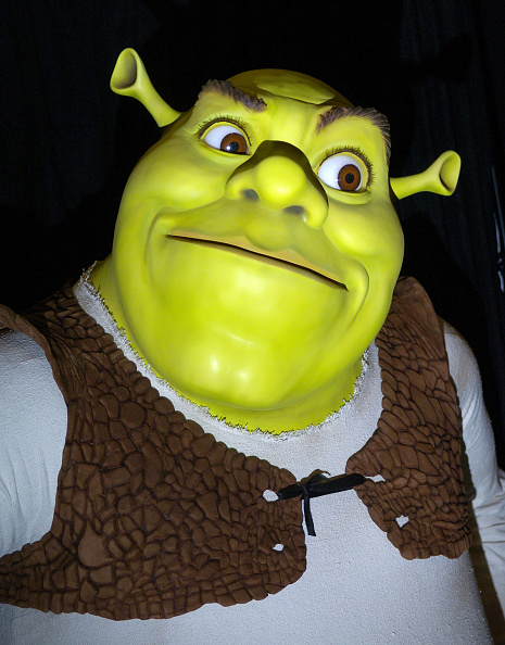 Madame Tussauds London「Madame Tussauds Unveils Waxworks From 'Shrek' Movies」:写真・画像(15)[壁紙.com]