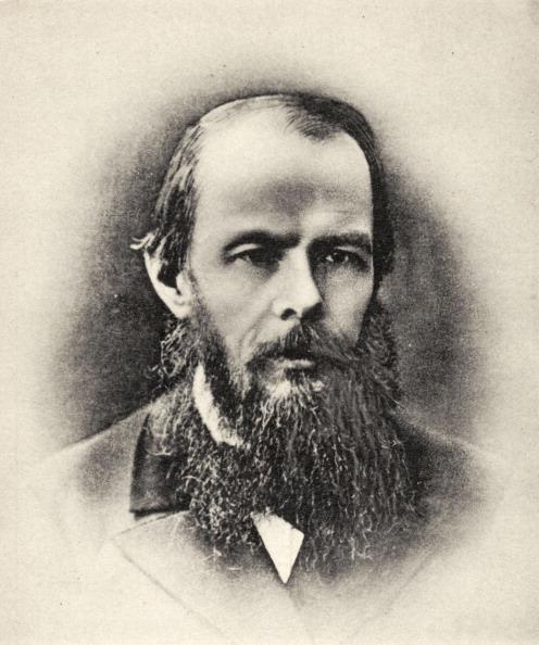 20th Century Style「Fyodor Dostoevsky / Dostoyevksy, portrait.  Russian novelist, journalist, short-story writer.」:写真・画像(17)[壁紙.com]